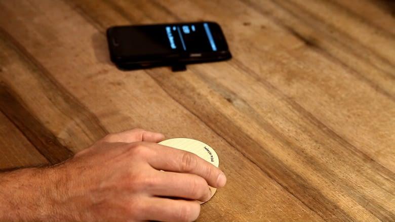 re:puk ist Steuerung und Handschmeichler in einem