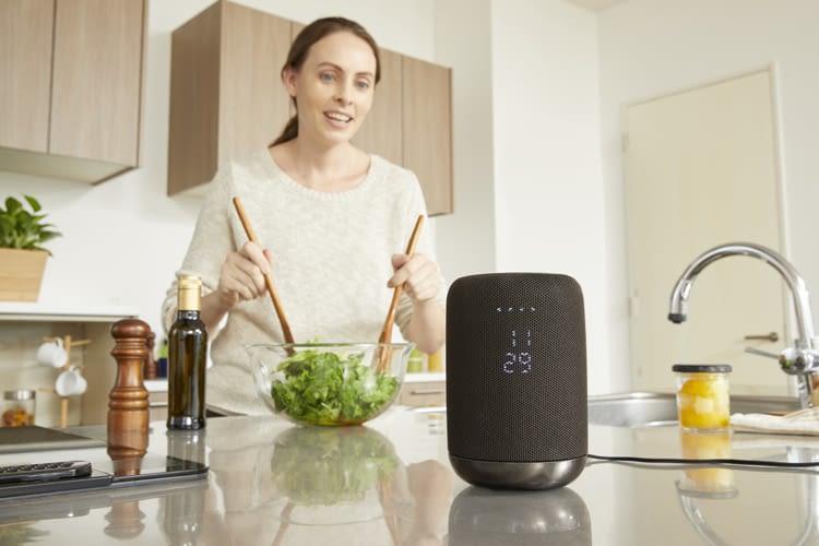 Der Sony Speaker LF-S50G lässt sich überall kabellos platzieren