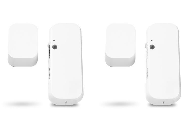 Medion Smart Home Sparpaket: Zwei Tür- und Fensterkontakte für knapp 40 Euro