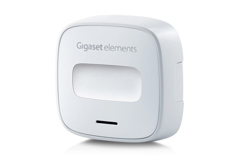 Gigaset elements button - der Funktaster für das elements Smart Home-System