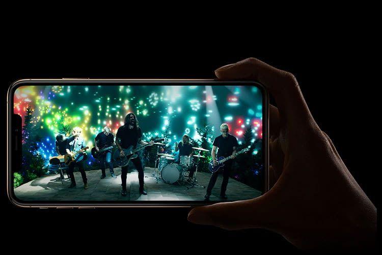Das Apple iPhone XS besticht durch ein exzellentes Display und vielen Kamerafunktionen