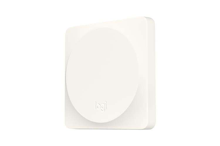 Den Logitech POP Button gibt es in Weiß, Türkis, Korallrot oder Metall