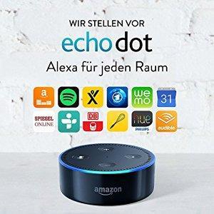 Amazon Echo Dot Alexa für jeden Raum