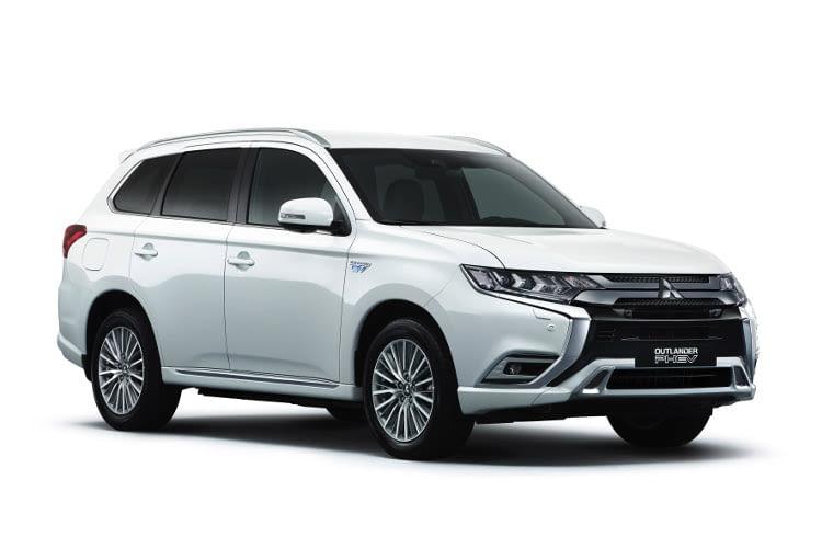 Mitsubishi Outlander Plug-in-Hybrid Facelift für 2019