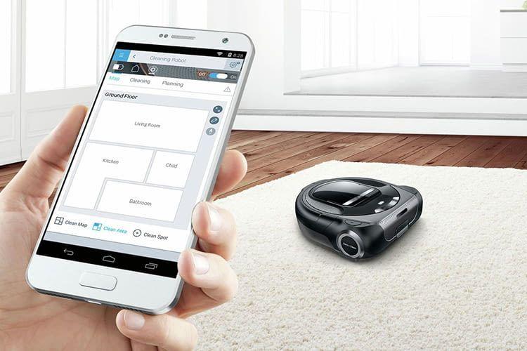 Alle Home Connect-Hausgeräte von Siemens und Bosch werden über die Home Connect-App gesteuert