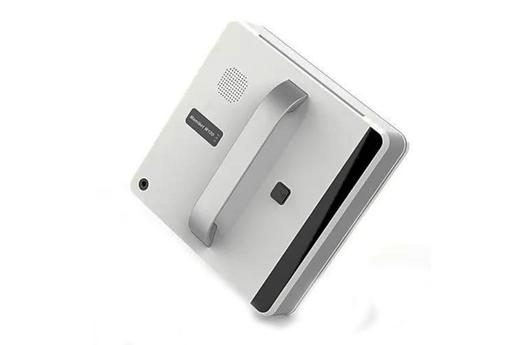 Der Fensterputzroboter Mamibot iGLASSBOT W120 bietet einen günstigen Einstieg in die automatische Fensterreinigung
