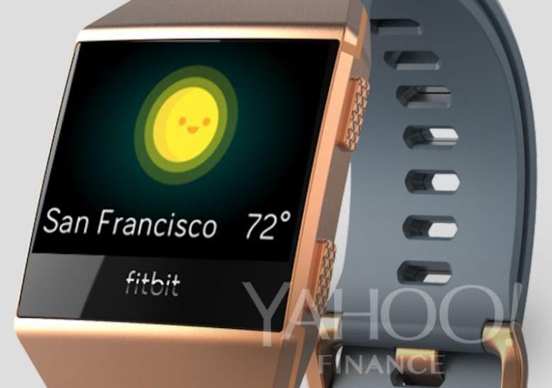 Fitbit wird es im Weihnachtsgeschäft durch die Konkurrenz mit der Apple Watch 3 nicht leicht haben