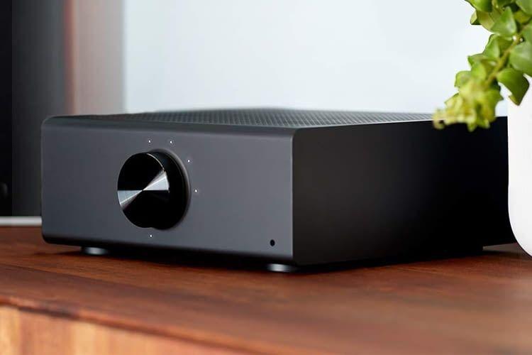 Echo Link Amp verbindet Alexa mit herkömmlichen Lautsprechern