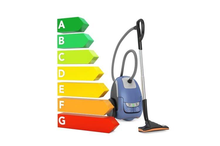 Auch für Staubsauger gibt es klare EU-Vorgaben für die Effizienzkennzeichnung