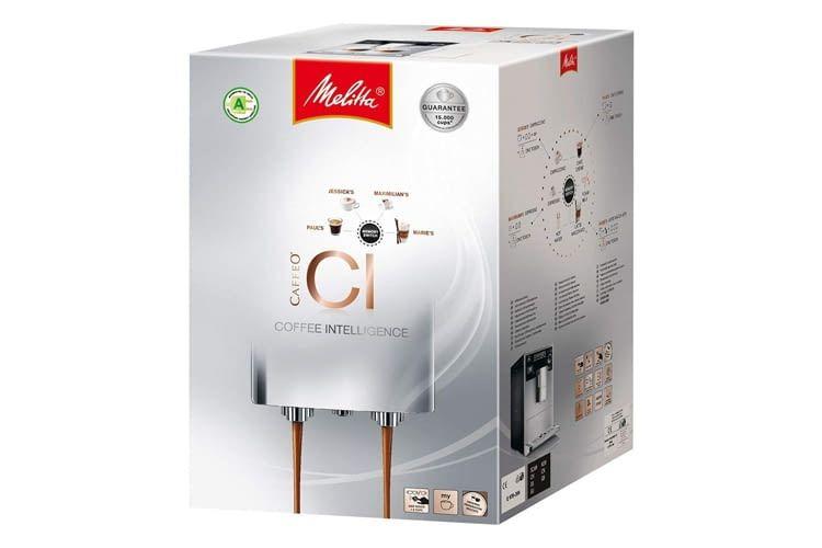 Melitta Caffeo CI E970-103 erhielt viele gute Bewertungen und erzielte sogar einen Testsieg