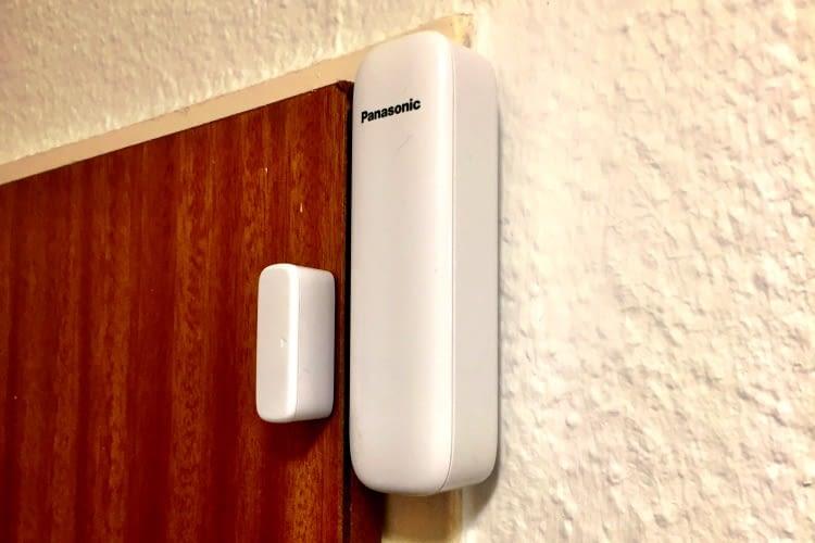 Panasonic verwendet magnetische Sensoren
