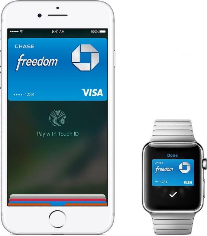 Mit iPhone 8 soll Apple Pay per Gesichtserkennung statt Fingerabdruck möglich sein