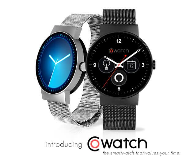 CoWatch: Die High-End SmartWatch mit Amazon Alexa Integration