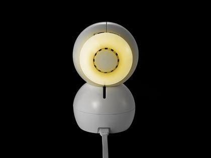 Arlo smarter Babymonitor mit gedimmtem LED-Nachlicht