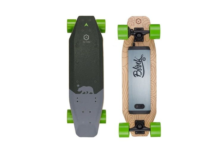 Das ACTON BLINK Board ist das leichteste elektrische Skateboard im Test-Überblick