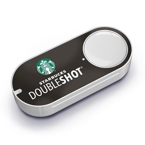 Starbucks' Dash Button liefert Kaffee aus der Dose