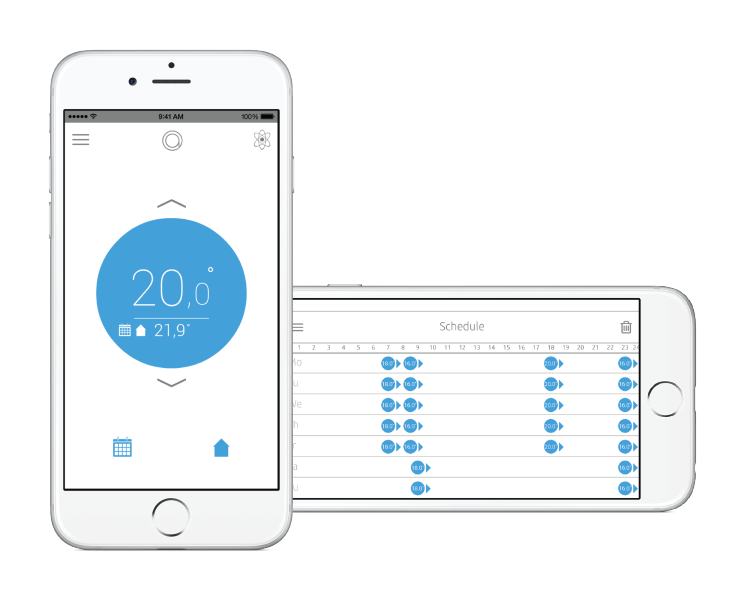 Anna Thermostat App