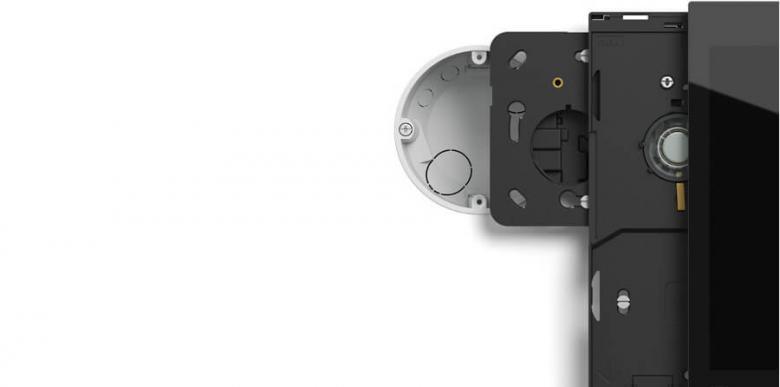 G1 - einfache Installation in handelsübliche Gerätedose
