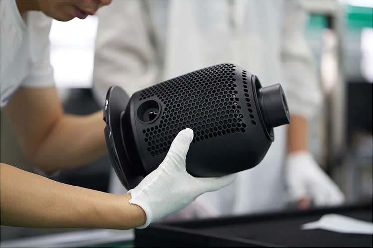 IKEA hat die SYMFONISK WLAN-Lautsprecher zusammen mit Sonos entwickelt