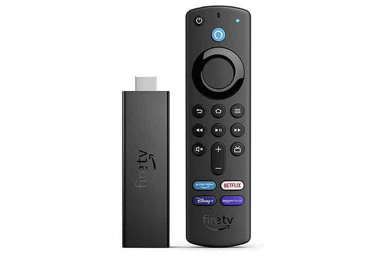 """TV-Stick vom Feinsten: Amazon Fire TV Stick 4K Max spiegelt den """"State of the Art"""" in Sachen Technik wider (Stand: 10/2021)"""