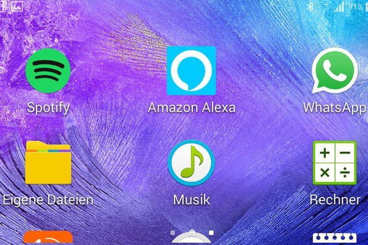 Mit der Alexa App lassen sich Sprachbefehle und Bestellungen widerrufen bzw. löschen