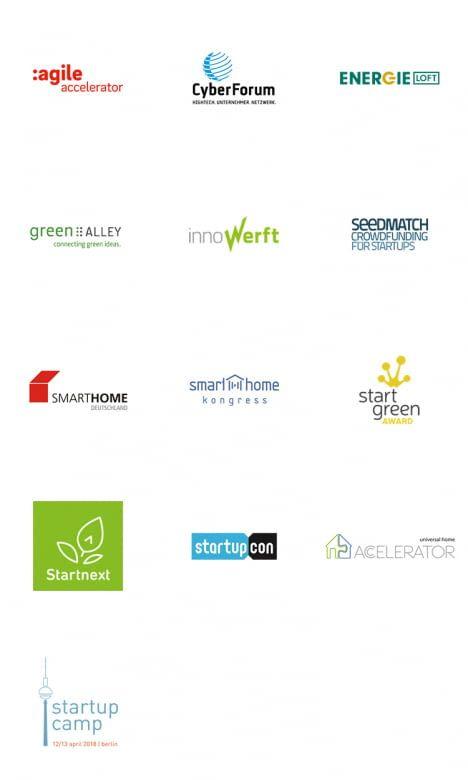 Medienpartner von home&smart im Überblick