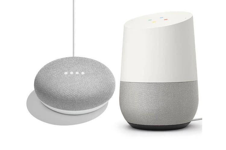 Auf diese beiden Lautsprechern hören immer mehr Haushaltsgeräte