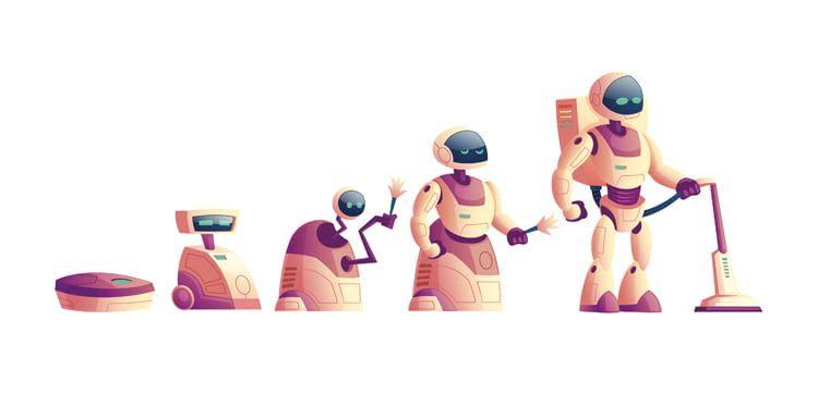 Die Entwicklung geht ganz klar in Richtung humanoide Roboter