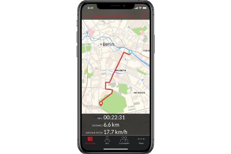 Da Bike Citizens auf der OpenStreeMap beruht, entwickelt sich die App stetig weiter