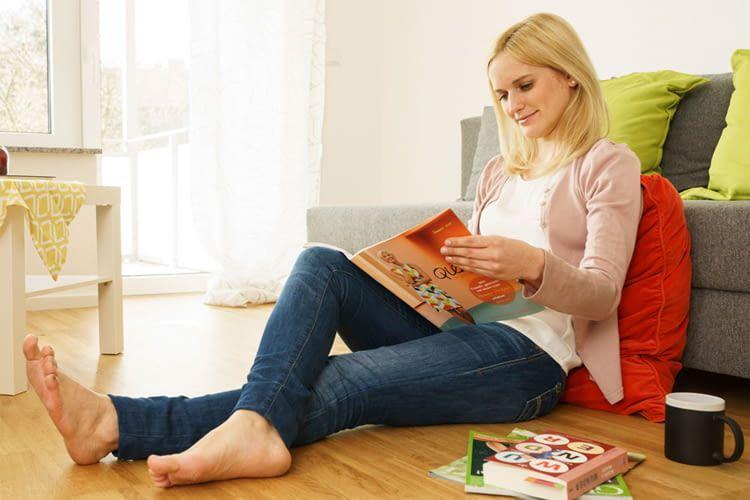 Die automatisierte Steuerung der Fußbodenheizung bringt einiges an Komfort mit sich