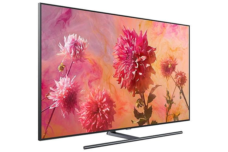 Samsungs QLED-Technologie bietet Top-Helligkeitswerte: Samsung GQ65Q9FN