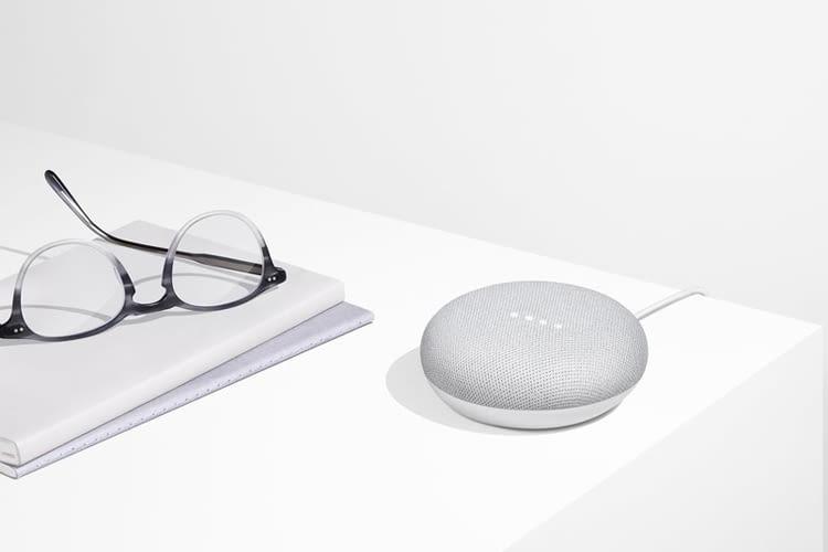 Auch der Google Home Mini kann als Smart Home Zentrale genutzt werden
