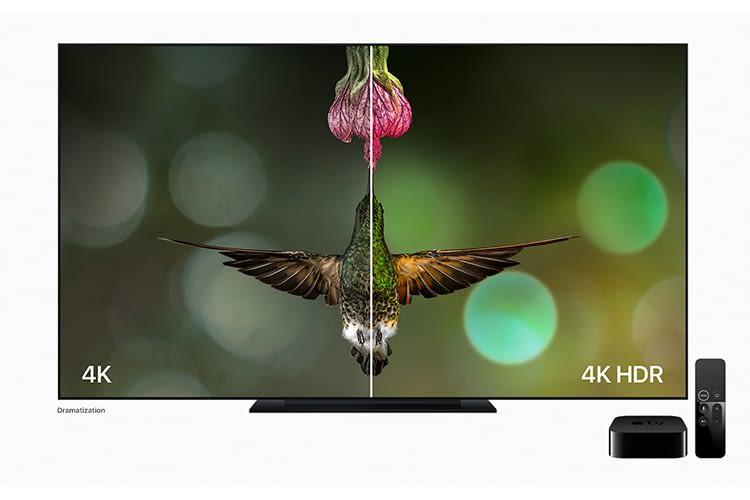 HDR ermöglicht klare, gestochen scharfe Bilder, sattere, naturgetreuere Farben und mehr Details in dunklen und hellen Szenen