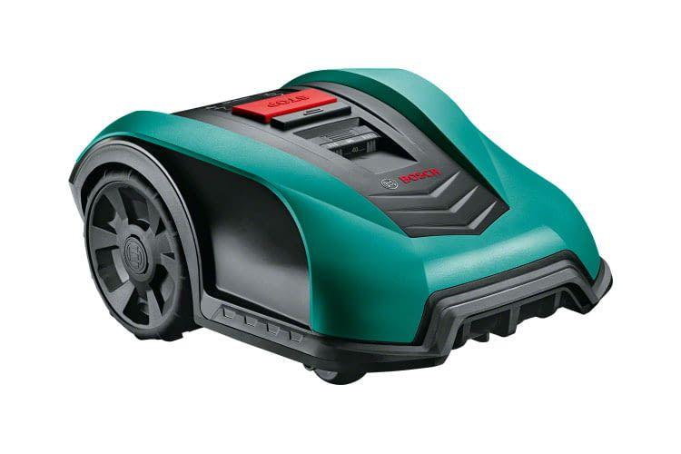 Kommt mit tollen Funktionen und technischer Ausstattung: Bosch Indego 350 Connect