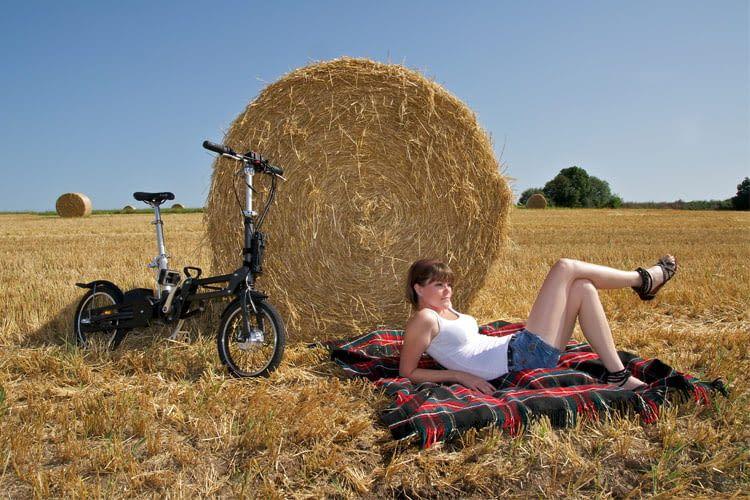 Wer kein Schloss dabei hat, sollte besser in der Nähe seines E-Bikes bleiben