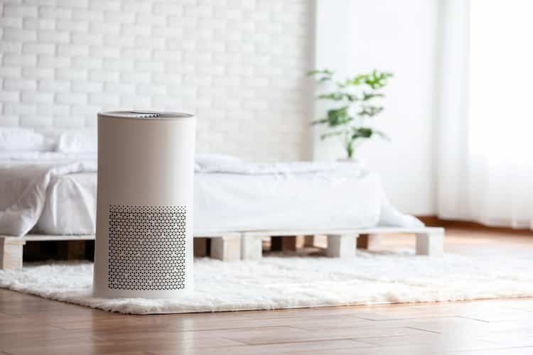 air-purifier-in-the-smart-home