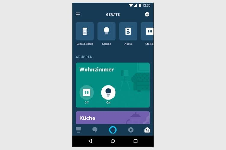 Mit der Alexa App sind viele individuelle Funktionserweiterungen und Routinen nur einen Klick entfernt