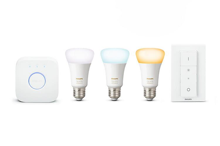 Philips Hue Lampen : Philips hue lampen cashback aktion: bis zu 50 euro sparen
