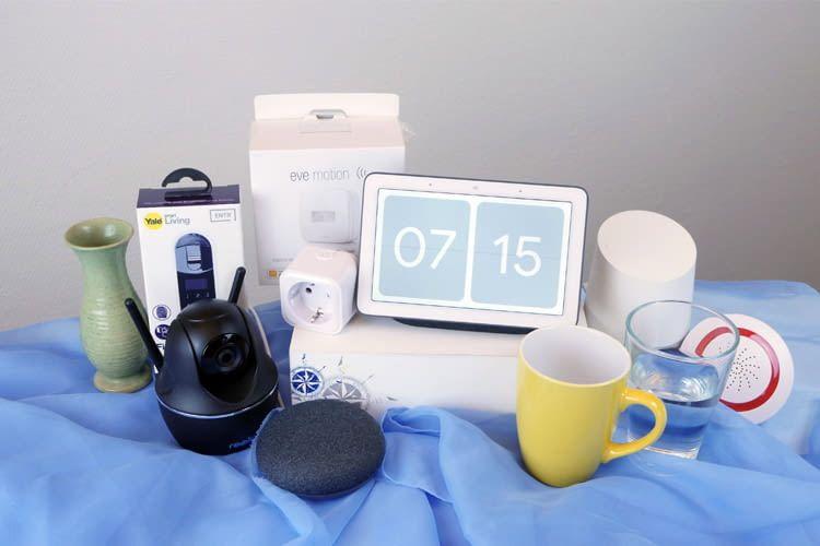Je nach Hersteller gibt es für Smart Home Displays viele unterschiedliche kompatible Produkte