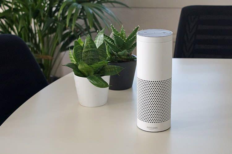 Die home&smart-Redaktion gehörte bereits 2017 direkt nach der Alexa-Markteinführung zu den ersten deutschen Testern