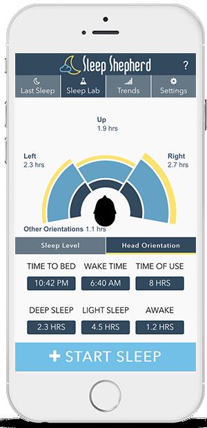Sleep Shepherd Blue App für Android und iOS