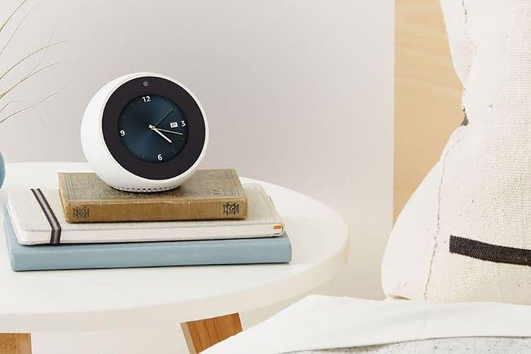 Amazon Echo Spot ermöglicht Entwicklern völlig neue Alexa Skills zu programmieren