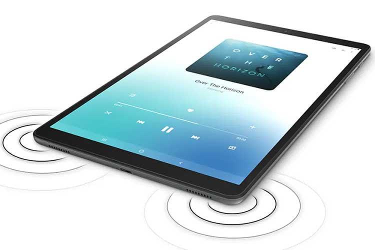 Samsung Galaxy Tab A 10.1 (2019) unterstützt Dolby Atmos 3D-Surround-Sound