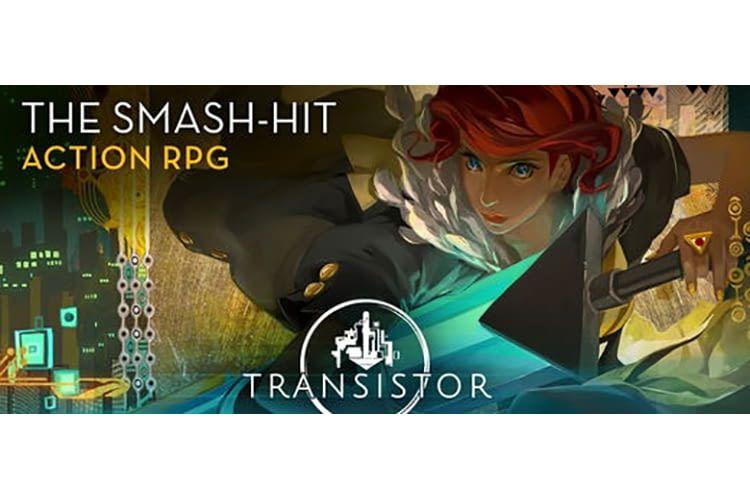 Mehrfach ausgezeichnet für seinen wunderschönen Soundtrack wurde das Action RPG Transistor