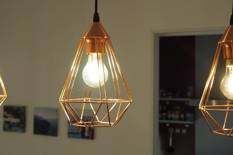 Wir haben beide Innr Filament Lampen einem Praxistest unterzogen
