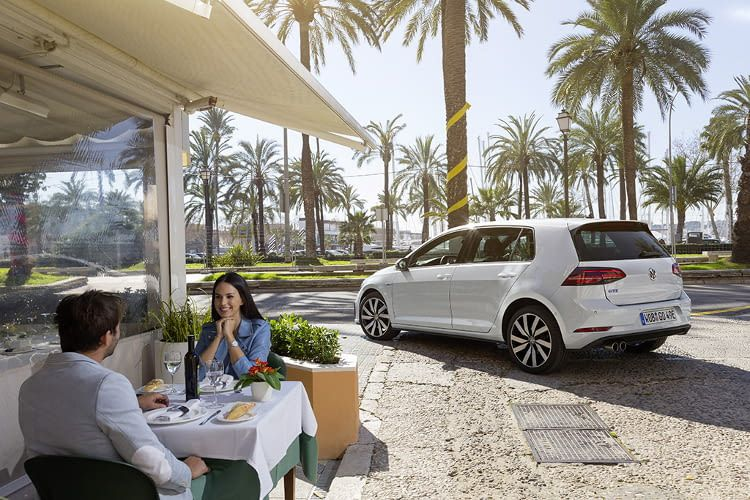 Golf GTE - das Elektroauto von VW ist das zweit-teuerste Modell im Sortiment