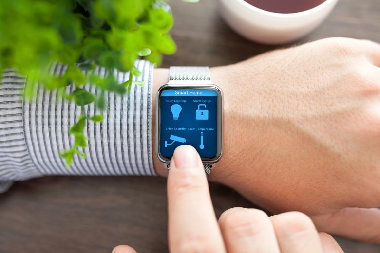 Smart Home Steuerung per Smartwatch