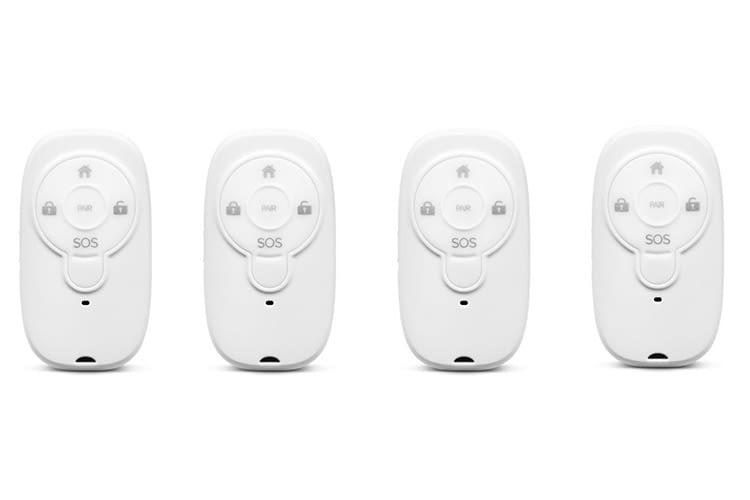 MEDION Smart Home Sparpaket: Vier Fernbedienungen für das MEDION Alarmsystem für knapp 70 Euro