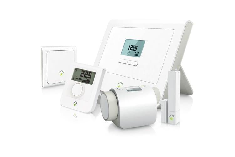 innogy bietet eine Vielzahl an Smart Home Komponenten