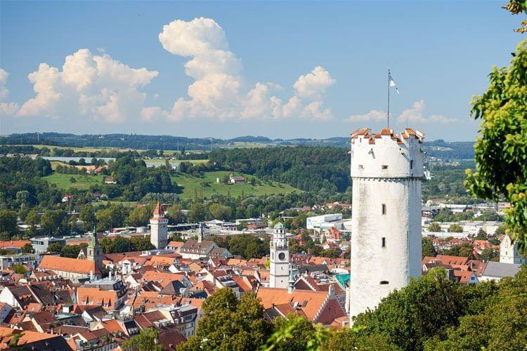 Installateure und Anbieter fuer Wallbox & Ladestationen in Ravensburg und Umgebung